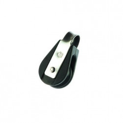 Poulie simple anneau Modele 18mm