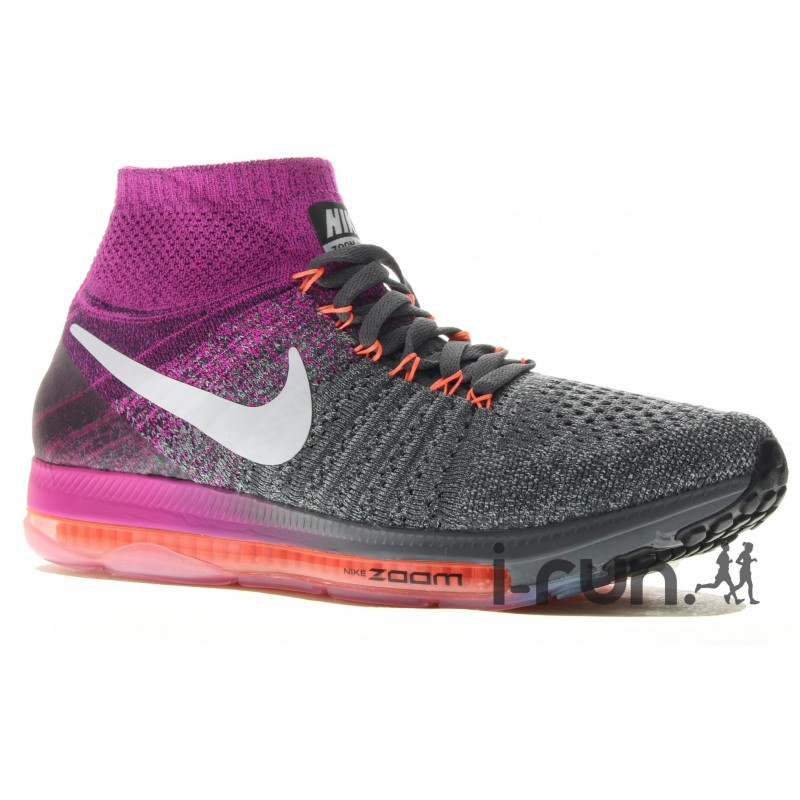 Avis   test Nike Air Zoom All Out Flyknit W Chaussures running