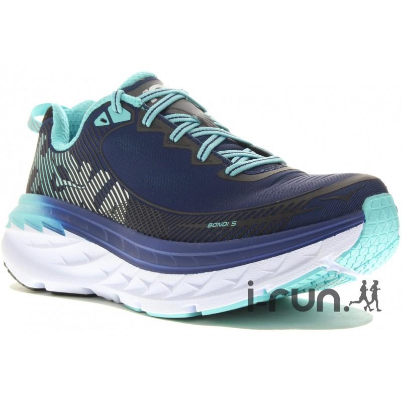 Femme Avis Test Chaussures One Bondi Hoka W Running 5 N8vm0wn
