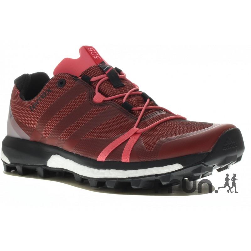 adidas Terrex Agravic Gore-tex W Chaussures running femme - avis / test