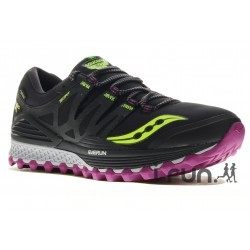 Saucony Xodus ISO Gore-Tex W Chaussures running femme