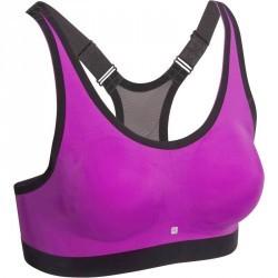 Brassiere SHAPE + fitness femme violet