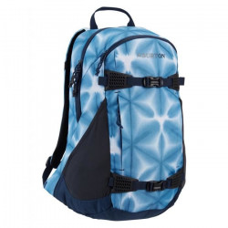 Sac à Dos Burton Wms Day Hiker Pack Blue Dailola Shibori aille unique Bleu