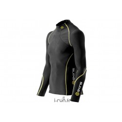 Skins A200 Thermal Top LS M vêtement running homme