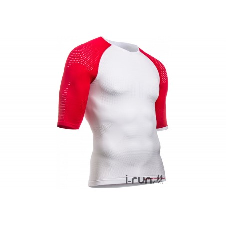 Compressport Tee-shirt ON/OFF Multisport M vêtement running homme