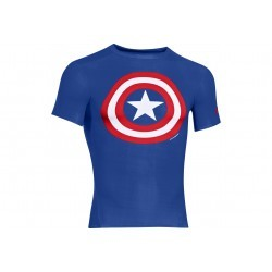 Under Armour Alter Ego Captain America M vêtement running homme