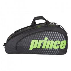 Sac de tennis Prince Tour Challenger 9R - Couleur:Noir Type Thermobag:9 raquettes