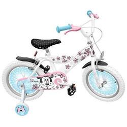 STAMP Vélo minnie - Mash-up 16- - Tout billes + jantes acier