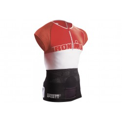Compressport Ironman TR3 AeroTank M vêtement running homme