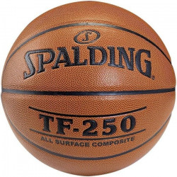 SPALDING Ballon Basket-ball TF 250 Taille 6