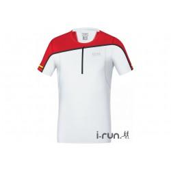 Gore Running Wear Fusion Zip M vêtement running homme