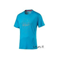 Puma Tee-shirt Night Cat M vêtement running homme