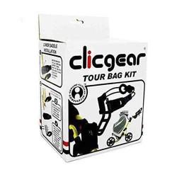 Clicgear 3.5 Sac de golf avec support-Noir