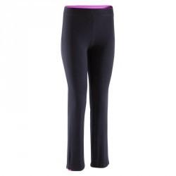 Pantalon longueur ajustable femme noir