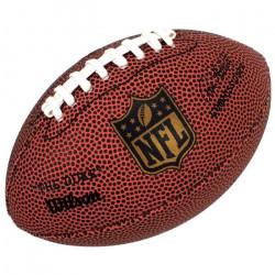 Ballon  football américain Nfl micro foot americain - Wilson UNI Marron