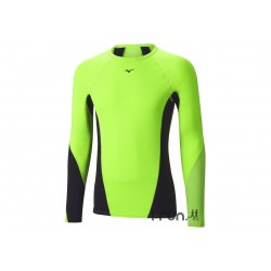 Mizuno Tee-shirt Breath Thermo Virtual Body G1 M vêtement running homme