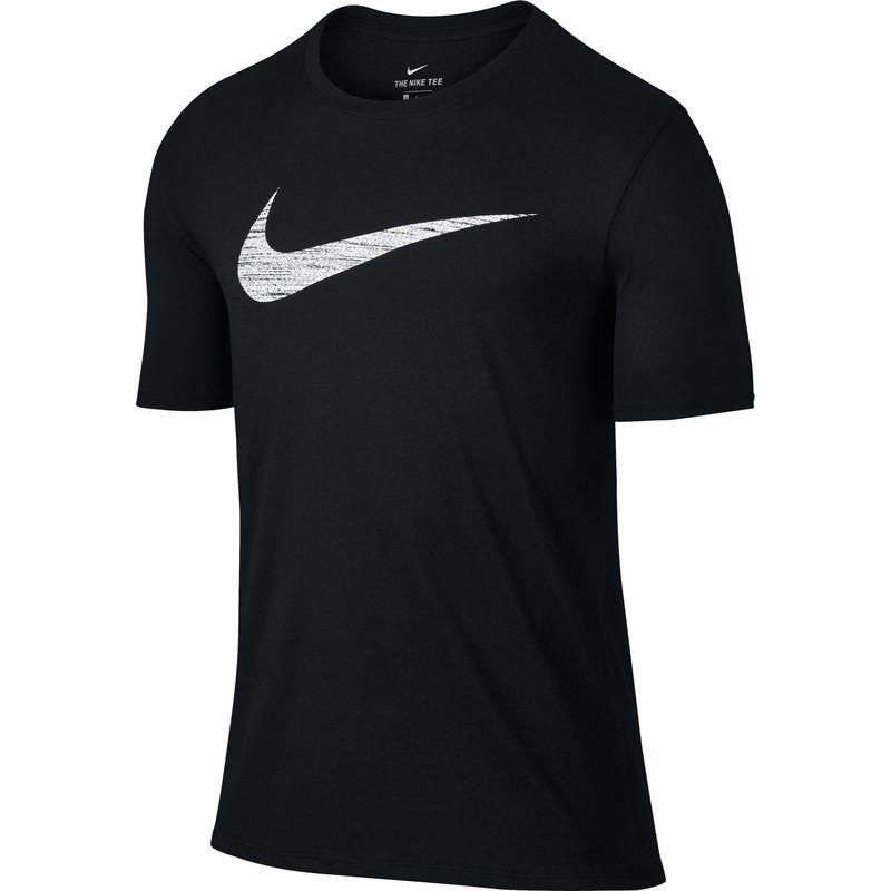 Tshirt fitness homme noir