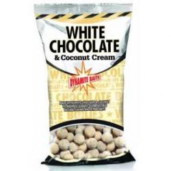 Bouillettes Dynamite Baits White Chocolate & Co…