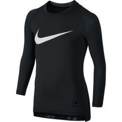 T-shirt gym garçon noir