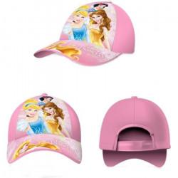 Casquette enfant Princesse Disney