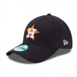 Casquette de Baseball MLB Houston Astros New Era The League 9Forty Adjustable Bleu marine