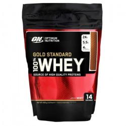 Optimum Nutrition Protéine 100% Whey Gold Standard Chocolat 450g
