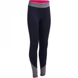 Legging Gym Energy fille gris