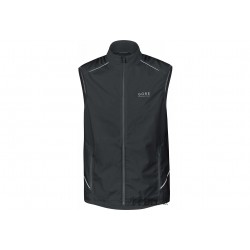 Gore Running Wear Gilet Essential WindStopper Active Shell M déstockage running