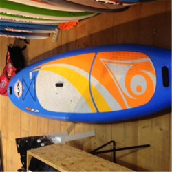 Sup Gonflable AIR BICSUP - 2015  10'6''x33'' Occasion C Blanc