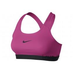 Nike Pro Brassière Classic W vêtement running femme