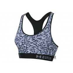 Under Armour Brassière Mid Printed vêtement running femme