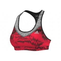adidas Brassière Techfit W vêtement running femme