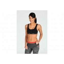 Odlo Soutien-Gorge de Sport Padded Medium W vêtement running femme
