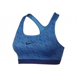 Nike Pro Classic Padded Cascade Print W déstockage running