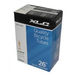 Chambre à air vélo XLC VTT 26 pouces 32/47-559/…
