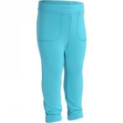 Pantalon Gym baby bleu