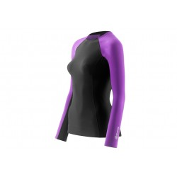 Skins Tee-Shirt A200 Thermal L/S Top W déstockage running