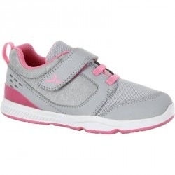 Chaussures gym I MOVE GRIS ROSE