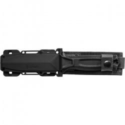 Couteau de chasse Gerber Strongarm, 12,2 cm lame en acier 420HC, longueur totale 24,8 cm, fabriqué aux États-Unis, GE31003654