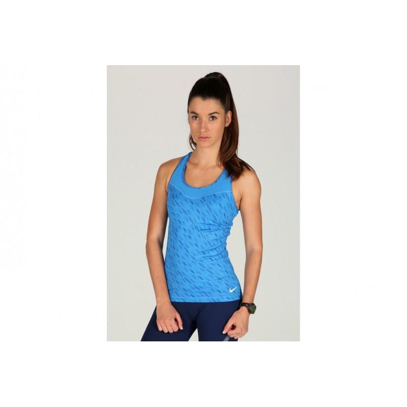 new product 29360 c5ec8 Nike Pro Débardeur Hypercool W vêtement running femme