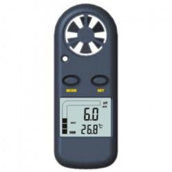 ANEMOMETRE (thermometre) DIGITAL DE POCHE