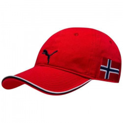 Casquette Homme Puma Norway Rouge