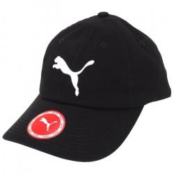 Casquette Ess black cap - Puma Junio Noir