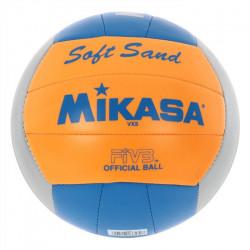 MIKASA Ballon de Beach Volley soft sand
