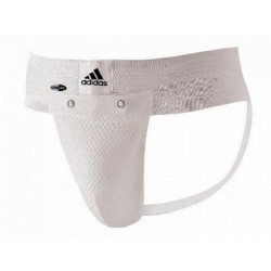adidas  Supporters Coquille Blanc Taille M - ADIBP06/M