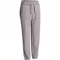 Pantalon bouclette regular Gym & Pilates homme gris