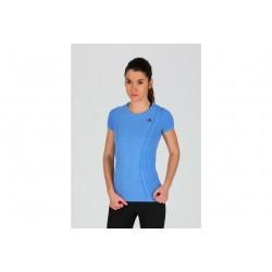 adidas Tee-shirt Adistar Primeknit Wool W vêtement running femme
