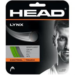 Cordage Head Lynx Vert 12m - Couleur:Vert Jauge:130