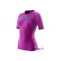X-Bionic Tee-shirt Twyce Run W vêtement running femme