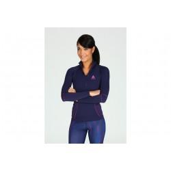 Odlo 1/2 Zip Evolution Warm W vêtement running femme